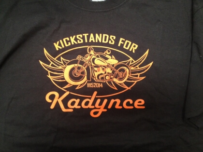 Kickstands1 George Sink, P.A. Injury Lawyers Shows Support for Kickstands for Kadynce