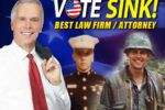 The State's Best: Vote for George Sink, P.A. Injury Lawyers!
