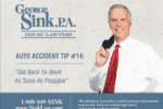 Accident Tip 14: Getting Back to Work